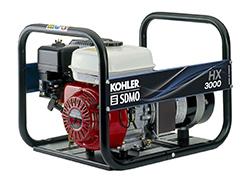 82c817c7d487bb Groupe électrogène Portable Power HX 3000, équipé d un moteur HONDA.
